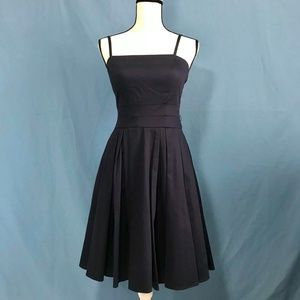 Calvin Klein Dress Size 4 Navy Blue Dress NWT